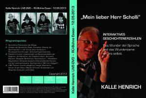 Kalle Henrich - DVD